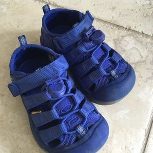 Keen toddler 8 washable shoes